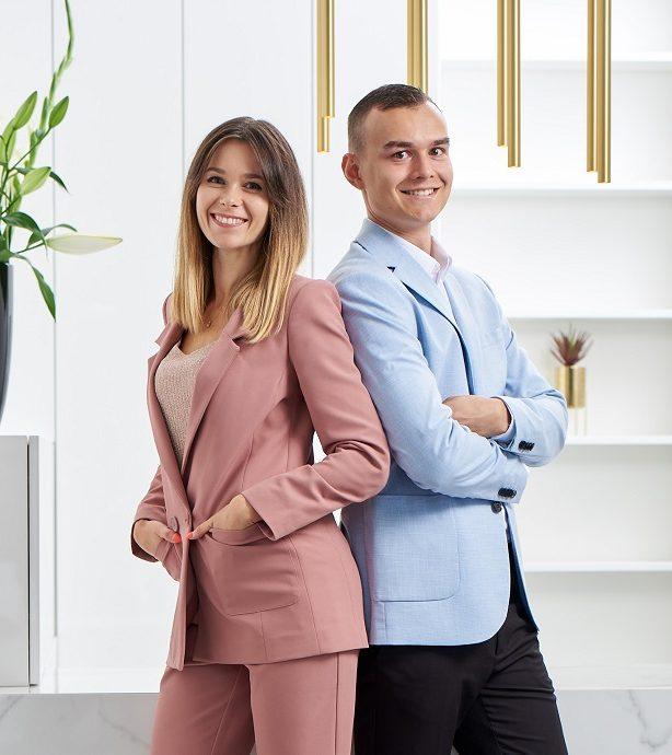 Monika i Filip Boukołowscy